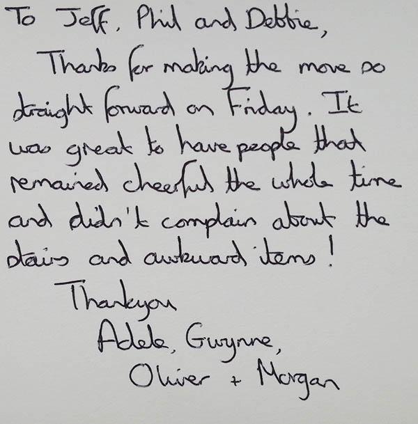 Oliver & Morgan