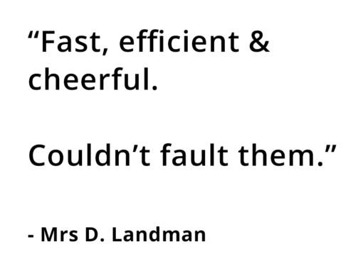 Mrs D. Landman