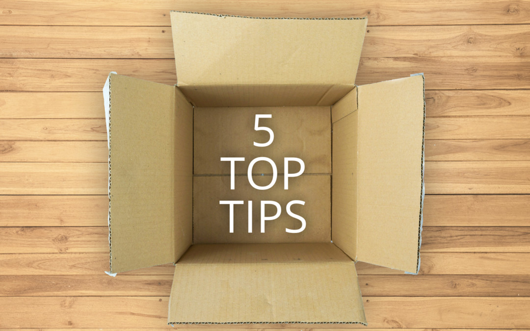 5 Tips to Help You Avoid Stress During Your Move